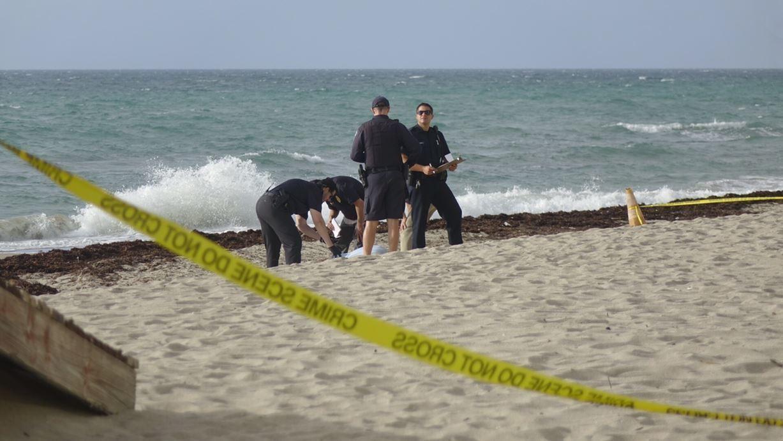 Hollywood Beach Florida Crime