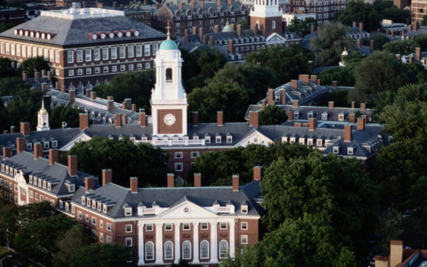 HARVARD UNIVERSITY IN CAMBRIDGE, MASSACHUSETTS