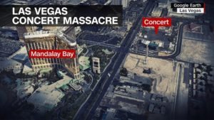 The gunman in the mass shooting on the Las Vegas Strip on October 2, 2017, has been identified as 64-year-old Stephen Paddock, Las Vegas Sheriff Joseph Lombardo said Monday morning.