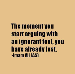arguing-with-an-ignorant-fool-imam-ali-q